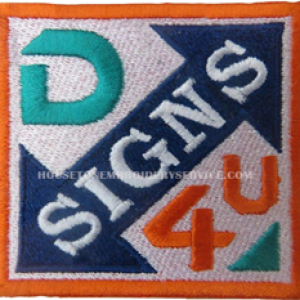 Custom Patches (Embroidered Patches)